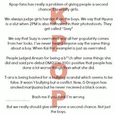 Kpop Confessions..I agree and approve of this message