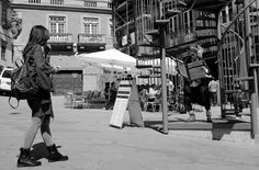 Street photography vs street theater by Joao Pereira on 500px