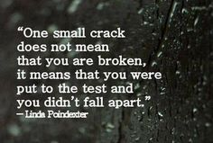 Not broken