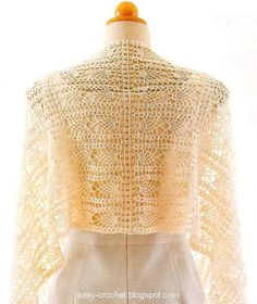 lace Shawl Wrap for women
