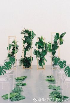 Decor wedding stage ceremony backdrop Ideas The Effective Pictures We Offer You About wedding decorations hall A quality picture can tell you many things. You can find the most beautiful pictures Wedding Ceremony Ideas, Wedding Stage, Ceremony Decorations, Wedding Wall, Wedding Reception, Wedding Backdrops, Decor Wedding, Wedding Pillars, Tropical Wedding Decor