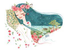 """Oana Befort, """"Midsummer Night"""""""