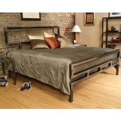 Classic Boltz Bed Frame