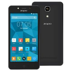 Zopo Color E ZP350 launched in India with a price Rs. 8888