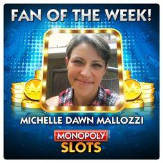 Michelle Dawn Mallozzi - 27th Sept, 2014