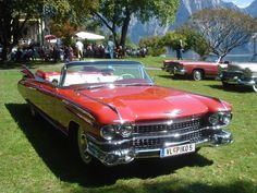 The Cadillac Eldorado '59 Biarritz -   singlehandedly the most beautiful car in existence