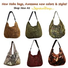 Discover the #Latest collection of women's #hobobags,  #shoulderbags, #crossbodybags, #Purses,  #wallets, #clutchebag, #Satchelbag &  more in #handbags at our online store @Signaturethings1. Here is Just a little #preview of all of our #NewArrivals in Hobo bags that are in!  Ideal for daily use and compliments any occasion.   #crossbody  #Clutches #Satchel #Totes #Bags  #HandBag #purse #LeatherBags #Gifts  #GiftsIdeas #Shoulderbag  #handbags #handbagseller