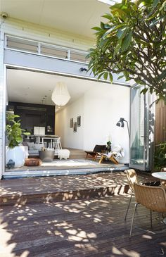 It's that time of year where we begin thinking about getting our alfresco areas looking beautiful! Here are our top ten tips for putting… Outdoor Spaces, Outdoor Living, Interior And Exterior, Interior Design, My Dream Home, Decoration, Sweet Home, New Homes, Home And Garden