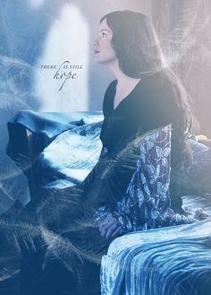 Arwen Undomiel, one of the most hopeful characters