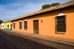 Juan Silva Photography - Colonial Houses, Carora, Lara, Venezuela