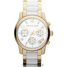 Ladies Michael Kors Runway Chronograph Watch MK5742