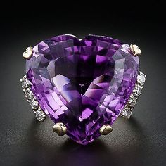 Amethyst - Antique Jewelry University