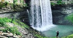 12 Waterfalls In Ontario You Must Visit In Summer 2018 - Narcity Best Places To Travel, Cool Places To Visit, Places To Go, Ontario Travel, Toronto Travel, Manitoulin Island, Visit Canada, Canada Trip, Canadian Travel