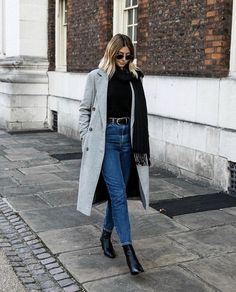 40 Best Fall And Winter Outfits To Wear Now - Game of Spoons - Casual Winter Outfits Fashion Mode, Look Fashion, Fashion 2018, Trendy Fashion, Fall Fashion, Fashion Sites, Womens Fashion, Classy Fashion, Fashion Trends