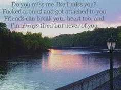 I Hate That I Love You Lyrics Gnash