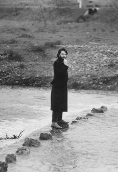 "winstonpaul: "" Looking through you. Paul McCartney, 1969. unseen """