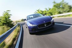 Maserati Ghibli (2013)
