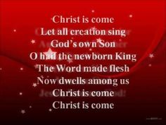 Christ is Come by Big Daddy Weave
