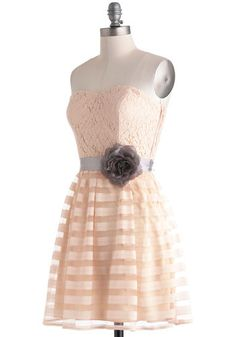 Bliss is the One Dress, #ModCloth