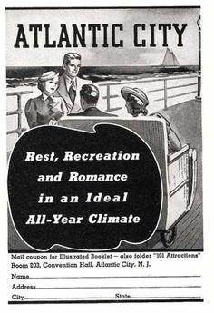 Atlantic City tourism