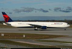 N839MH Delta Boeing 767-400ER