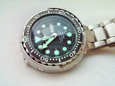 My Seiko Tuna MarineMaster SBBN015