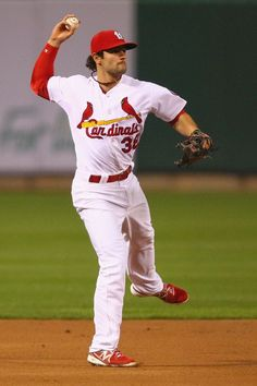 Pete Kozma, underrated baseball player