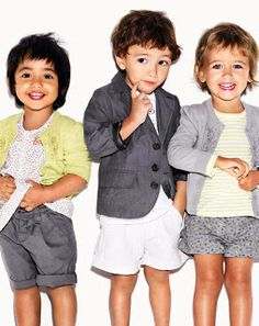 United colors of Benetton kids - spring/ summer 2012