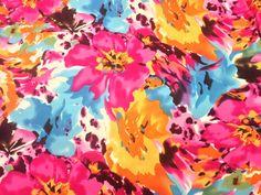 Floral Summer DRESS flower prints Maxi dress by TheFabricShopUK, £4.50