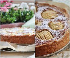 Apfel-Marzipan-Kuchen...sooo lecker! http://wp.me/p5v5CK-r4