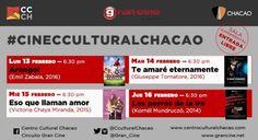 #CineCCulturalChacao es la apuesta del Centro Cultural Chacao con el Circuito Gran Cine http://crestametalica.com/cinecculturalchacao-es-la-apuesta-del-centro-cultural-chacao-con-el-circuito-gran-cine/ vía @crestametalica