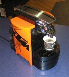 KTM espresso I want one lol