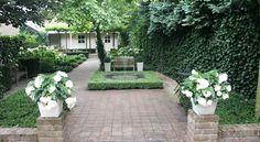 Sequia Tuinen - Romantische tuin