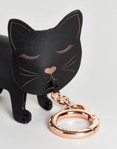 22686f125de Discover Fashion Online Ted Baker Fashion, Cat Design, Signature Style, Key  Rings,