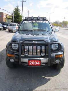 custom jeep liberty bumpers | Home > Jeep > Liberty > 2004 > Tyler-Ethier's Jeep Liberty