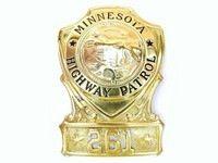 Minnesota Highway Patrol Badge