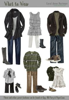 What to Wear // Shared Light Photography, Quad Cities Photographer