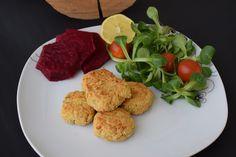 Prajituri si alte bunatati de la Anca: Chiftelute vegetale cu naut