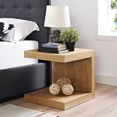 - Info - Colors - Dimensions Embark on a journey of discovery with the Garth Nightstand. Transform your bedroom or living room decor as you ambitiously dream and reflect amongst this durable fiberboar