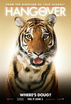 The Hangover I - Tiger