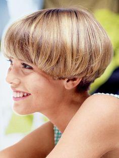 Hair on Pinterest | Bowl Cut, Modern Short Hair and Mushrooms