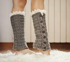 Ravelry: Luxury Leg Warmers pattern by Mon Petit Violon