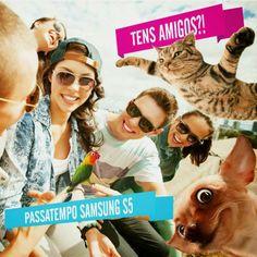 Amostras e Passatempos: Radio Popular - Passatempo Samsung S5