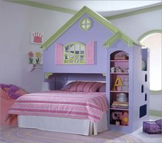 Google Image Result for http://www.fopple.com/wp-content/uploads/2009/10/Doll-House-Bunk-Beds.jpg