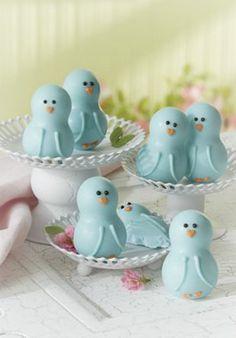 Blue Bird Meltaways ~ Debbie Orcutt  ❤