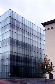 Kunsthaus (Art Museum) Bregenz Austria - Zumthor