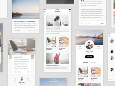 [Reuploaded] Finally, I can post this UI kit, after a bloody week due to intense work. Well, it's just a simple user interface but I did craft it with heart and patient :D   Grab this UI KIT (20 el...