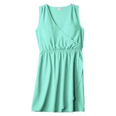 SUMMER ESSENTIALS: Merona® Women's Woven Drapey Dress - Assorted Colors