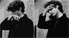 orchidetelm: Louis Garrel in La frontière de l'aube (2008), dir.Philippe Garrel I'm in love with his hands