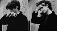 orchidetelm: Louis Garrel in La frontière de l'aube (2008), dir.Philippe Garrel I'm in love with his hands